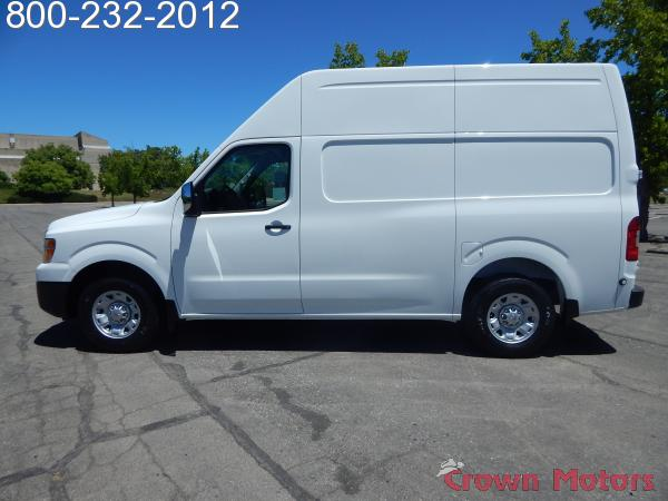 2018 NV HD High Roof,  Empty Cargo Van #18N222 - photo 3