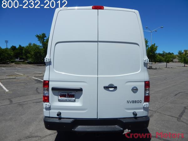 2018 NV HD High Roof,  Empty Cargo Van #18N222 - photo 6