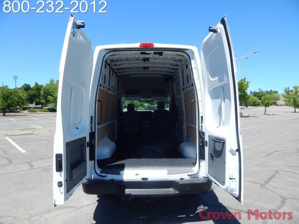 2018 NV HD High Roof,  Empty Cargo Van #18N222 - photo 7