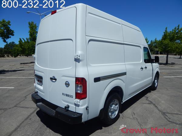 2018 NV HD High Roof,  Empty Cargo Van #18N222 - photo 8