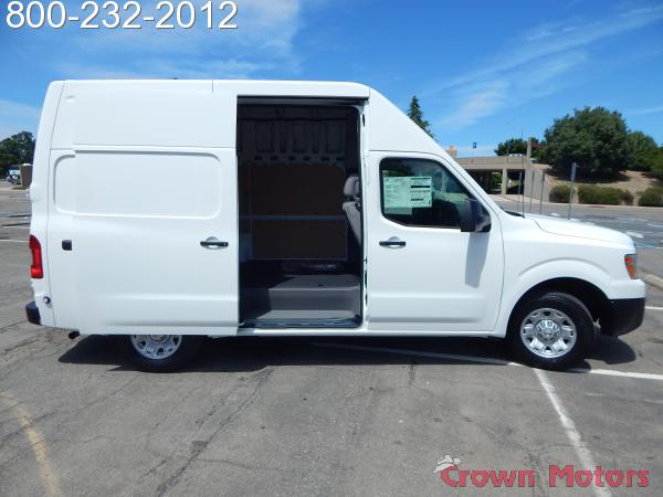 2018 NV HD High Roof,  Empty Cargo Van #18N266 - photo 9