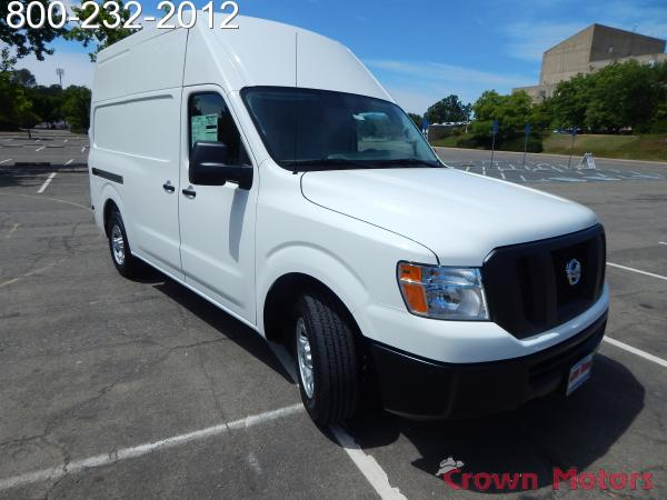 2018 NV HD High Roof,  Empty Cargo Van #18N266 - photo 11