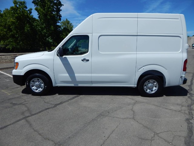 2018 NV2500 High Roof,  Empty Cargo Van #18N266 - photo 4