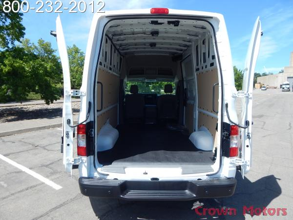 2018 NV HD High Roof,  Empty Cargo Van #18N266 - photo 2
