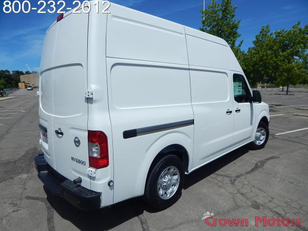 2018 NV HD High Roof,  Empty Cargo Van #18N266 - photo 7