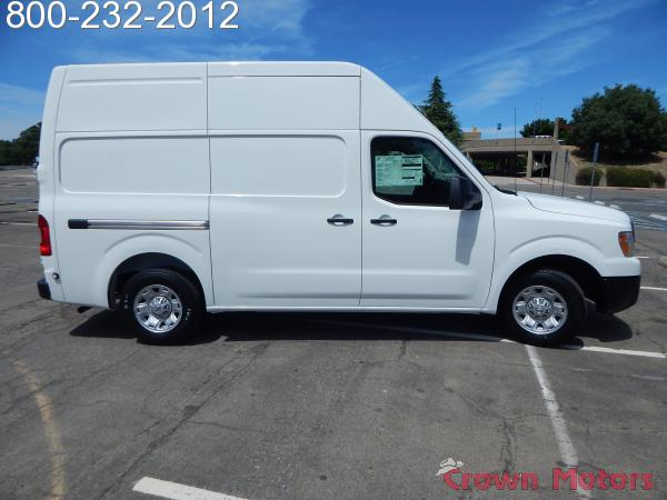 2018 NV HD High Roof,  Empty Cargo Van #18N266 - photo 8