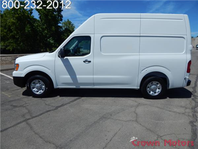 2018 NV HD High Roof,  Empty Cargo Van #18N266 - photo 4