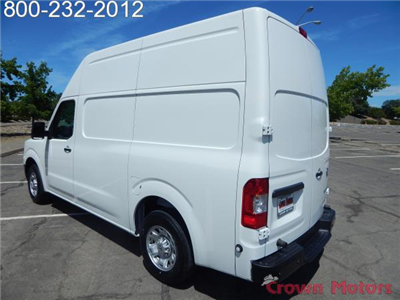 2018 NV HD High Roof,  Empty Cargo Van #18N266 - photo 5