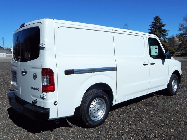 2019 NV HD Standard Roof 4x2,  Empty Cargo Van #19N112 - photo 9