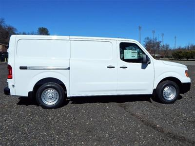 2019 NV HD Standard Roof 4x2,  Empty Cargo Van #19N112 - photo 10