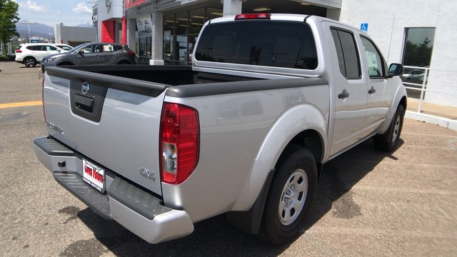 2019 Nissan Frontier Crew Cab 4x4, Pickup #19N203 - photo 1