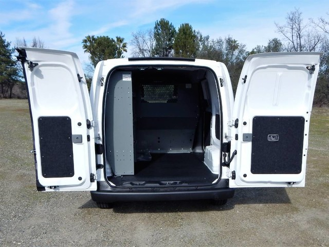 2020 Nissan NV200 4x2, Adrian Steel Upfitted Cargo Van #20N064 - photo 1