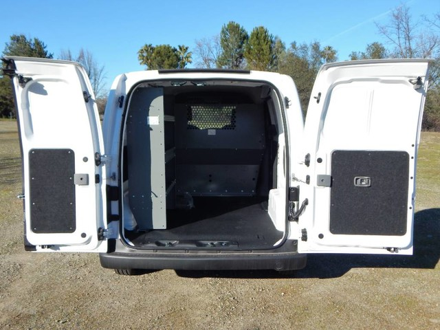 2020 Nissan NV200 4x2, Adrian Steel Upfitted Cargo Van #20N103 - photo 1