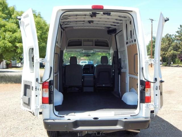 2020 Nissan NV HD High Roof 4x2, Empty Cargo Van #20N173 - photo 1