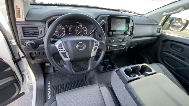 2021 Nissan Titan XD 4x4, Pickup #21N005 - photo 34