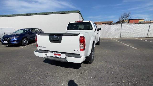 2021 Nissan Frontier 4x4, Pickup #21N090 - photo 1