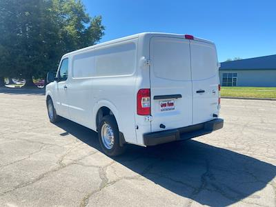 2021 Nissan NV HD 4x2, Empty Cargo Van #21N119 - photo 4