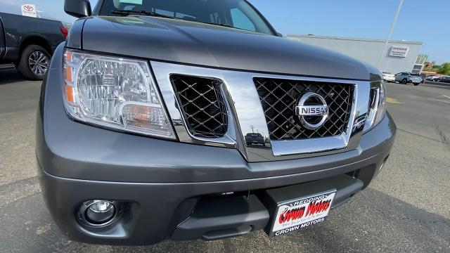 2021 Nissan Frontier 4x4, Pickup #21N141 - photo 13