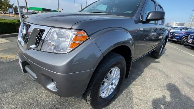2021 Nissan Frontier 4x4, Pickup #21N141 - photo 14