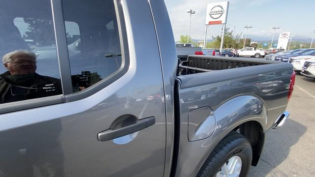 2021 Nissan Frontier 4x4, Pickup #21N141 - photo 17