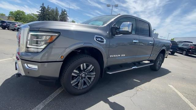 2021 Nissan Titan XD 4x4, Pickup #21N168 - photo 8