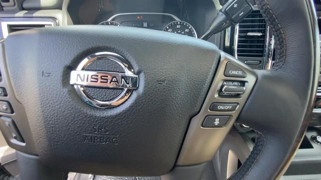 2021 Nissan Titan XD 4x4, Pickup #21N168 - photo 35