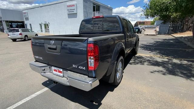 2021 Nissan Frontier 4x4, Pickup #21N249 - photo 4