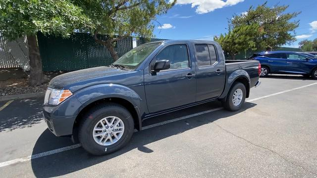 2021 Nissan Frontier 4x4, Pickup #21N249 - photo 1