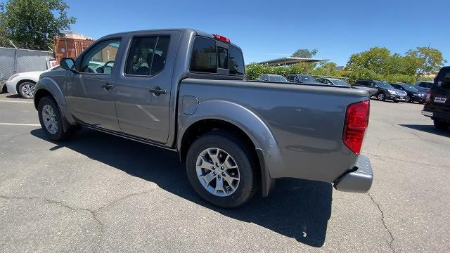 2021 Nissan Frontier 4x4, Pickup #21N266 - photo 8