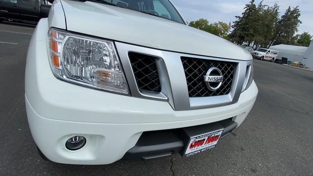 2021 Nissan Frontier 4x4, Pickup #21N286 - photo 13