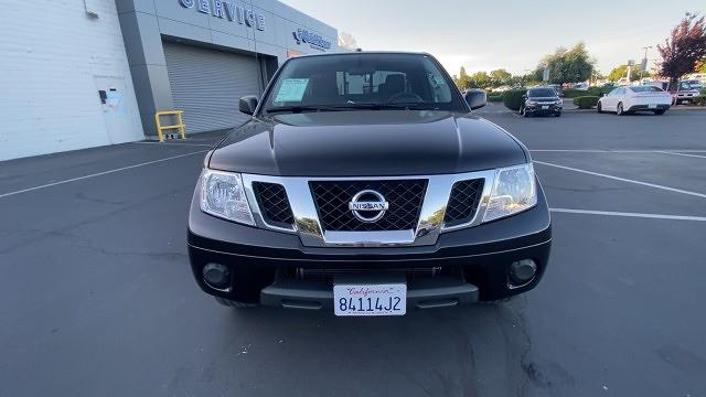 2017 Nissan Frontier King Cab 4x2, Pickup #527108 - photo 11