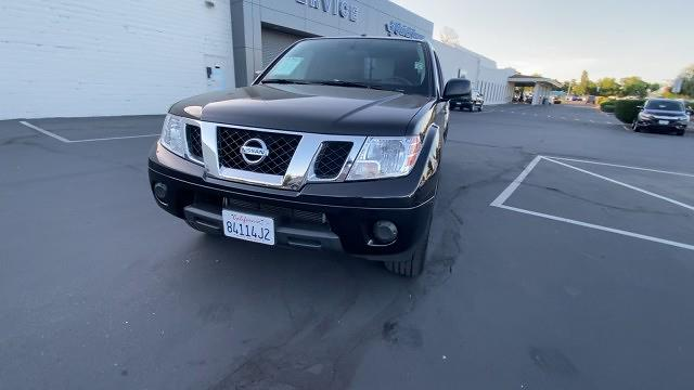 2017 Nissan Frontier King Cab 4x2, Pickup #527108 - photo 13