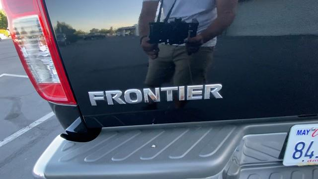 2017 Nissan Frontier King Cab 4x2, Pickup #527108 - photo 20