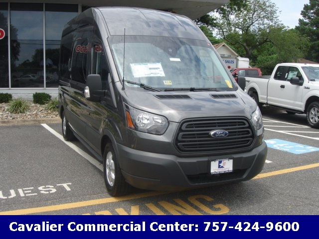 2017 Transit 350 Passenger Wagon #D7733 - photo 1