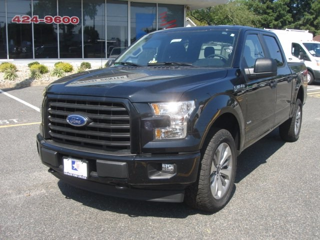 2017 F-150 Crew Cab 4x4 Pickup #D7776 - photo 6