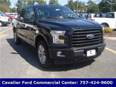 2017 F-150 Crew Cab 4x4 Pickup #D7776 - photo 1