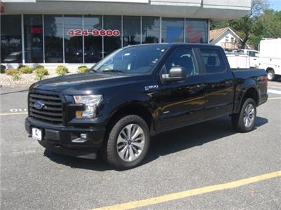 2017 F-150 Crew Cab 4x4 Pickup #D7776 - photo 5