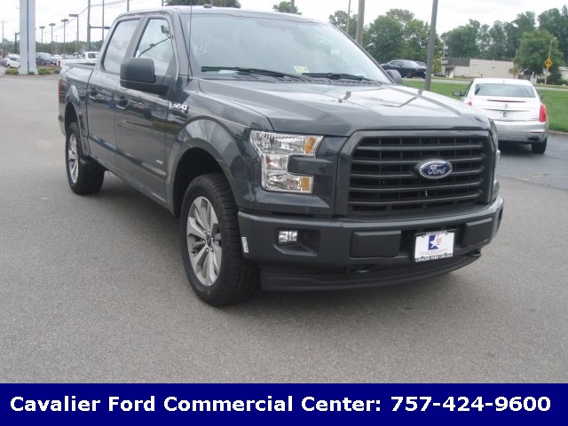 2017 F-150 Crew Cab 4x4 Pickup #D7795 - photo 1