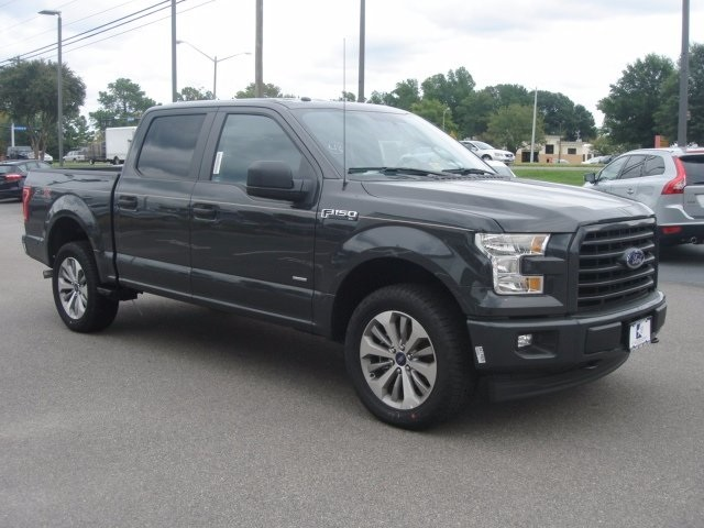 2017 F-150 Crew Cab 4x4 Pickup #D7795 - photo 3