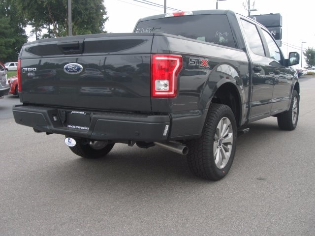 2017 F-150 Crew Cab 4x4 Pickup #D7795 - photo 2