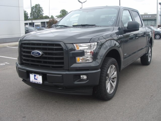 2017 F-150 Crew Cab 4x4 Pickup #D7795 - photo 5
