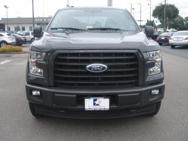2017 F-150 Crew Cab 4x4 Pickup #D7795 - photo 6