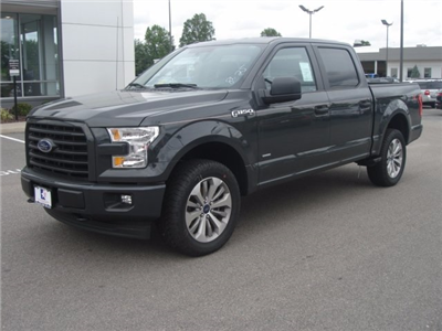 2017 F-150 Crew Cab 4x4 Pickup #D7795 - photo 4
