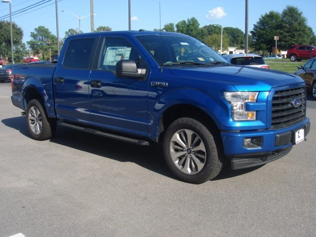 2017 F-150 Crew Cab 4x4 Pickup #D7812 - photo 3