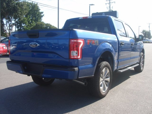 2017 F-150 Crew Cab 4x4 Pickup #D7812 - photo 2