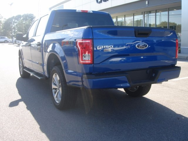2017 F-150 Crew Cab 4x4 Pickup #D7812 - photo 4