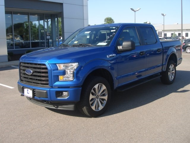 2017 F-150 Crew Cab 4x4 Pickup #D7812 - photo 5