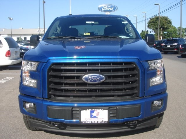 2017 F-150 Crew Cab 4x4 Pickup #D7812 - photo 7