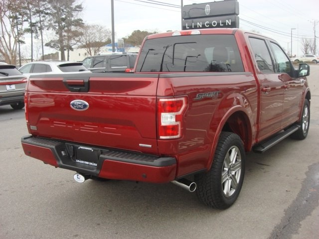 2018 F-150 Crew Cab 4x4, Pickup #D8514 - photo 2