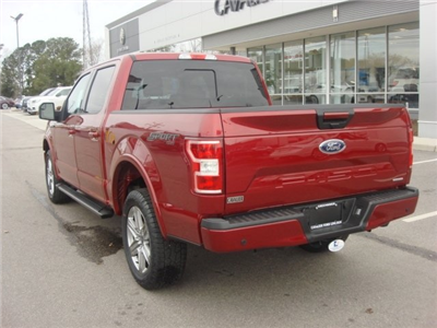 2018 F-150 Crew Cab 4x4, Pickup #D8514 - photo 5